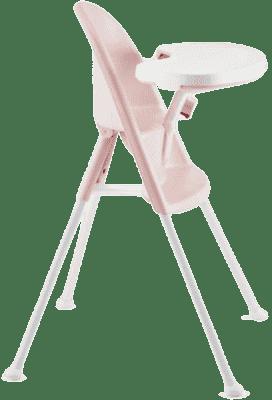 BABYBJÖRN Stolička vysoká s pultíkom - Light Pink