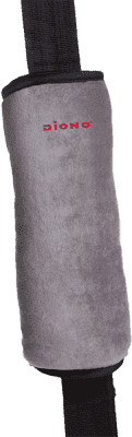 DIONO Chránič pásu seatbelt Pillow, Grey