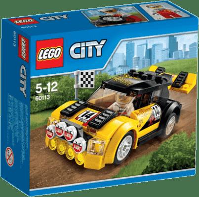 LEGO® City Great Vehicles Závodné auto