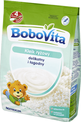 BOBOVITA Kleik ryżowy 160g