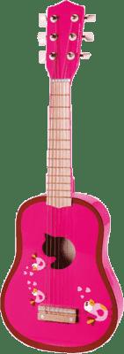 SCRATCH Gitara Vtáčiky