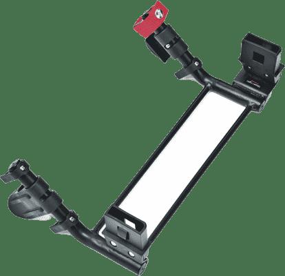 TFK Základný adaptér ku kočíkom Twinner Twist Duo pre 2 autosedačky