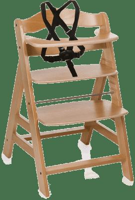 HAUCK Krzesełko do karmienia Alpha+B natural 2016