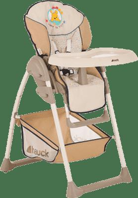 HAUCK Jedálenská stolička Sit N Relax Pooh Ready to Play 2016