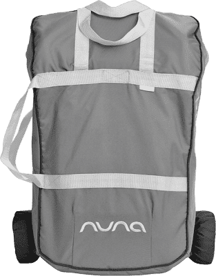 NUNA Nu Pepp Cestovní taška – Charcoal