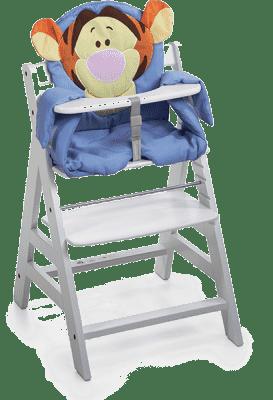 HAUCK Výplň k jedálenskej stoličke Hochstuhl Auflage Deluxe Tigger 3D 2016