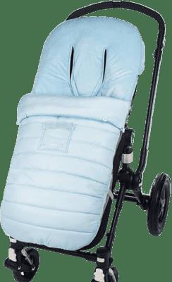 PASITO A PASITO Fusak do sportovního kočárku Montblanc Winter, Blue