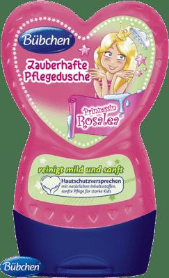 BÜBCHEN Kids sprchový gél Princezná Rosalea 230ml