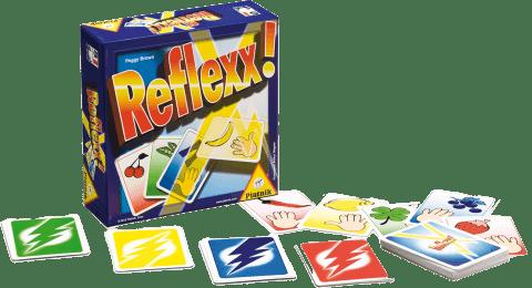 PIATNIK Reflexx (CZ,SK,PL) – gra towarzyska