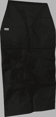 AXKID Chránič autosedadla Black