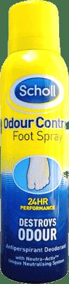 SCHOLL Fresh Step Antyperspirant do suchych stóp 150 ml