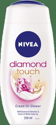 NIVEA Żel pod prysznic Diamond Touch 250 ml