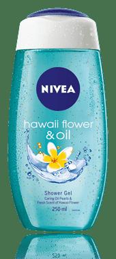 NIVEA Żel pod prysznic Hawaiian & Oil 250ml