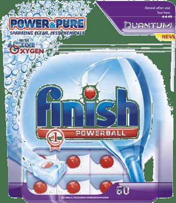 FINISH PB Tabs Quantum Power & Pure 60 ks