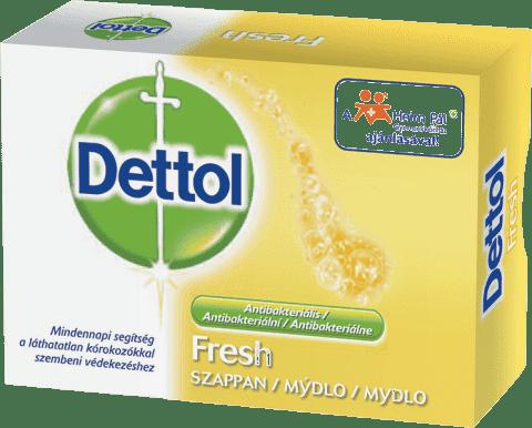 DETTOL Toaletný mydlo Fresh 100 g