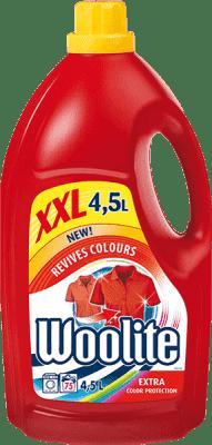 WOOLITE Color 4,5l - prací prostředek