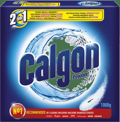 CALGON 2w1 Środek zmiękczający wodę i walka z kamieniem w proszku 1 kg