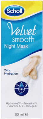 SCHOLL VS Nočná maska 60 ml