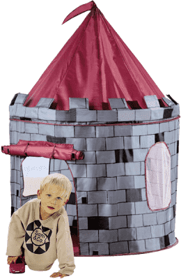 BINO Dětský stan – Hrad
