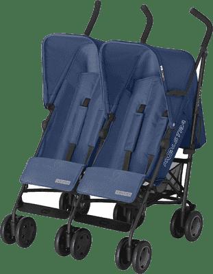KOELSTRA dvojčatový golfový kočík Simba Twin T4 - Marine Blue