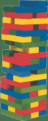 WOODY Tower Tony věž-barevná