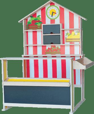 WOODY Detská predajňa