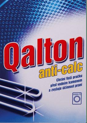 QALTon anti-calc ochrana práčky 750 g
