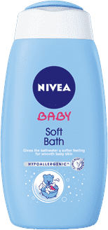 NIVEA Baby Kremowa piana do kąpieli 500ml