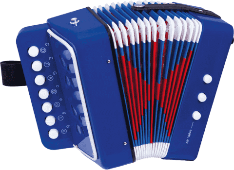 BINO Ťahacia harmonika