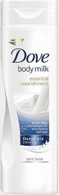 DOVE vyživujúce telové mlieko 400ml