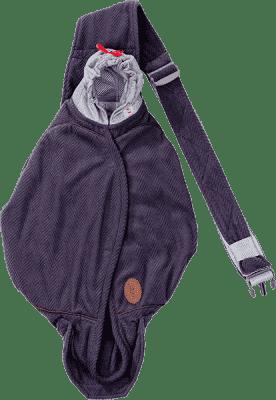 LODGER Nostíko Shelter Fleece – Reluxury Antracite