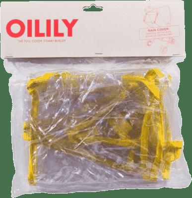 OILILY Pláštěnka na sportovní kočárek, Yellow
