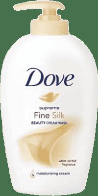 DOVE hodvábne tekuté mydlo 250ml