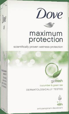 DOVE Dezodorant w sztywcie Maximum Protection FreshTouch 45ml (antiperspirant)