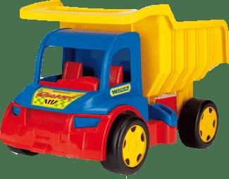 WADER Auto Gigant Truck sklápěč - plast WADER
