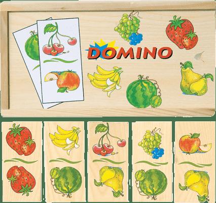 WOODY Domino