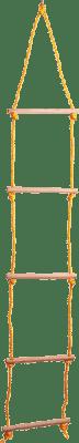 WOODY Drabinka z liny