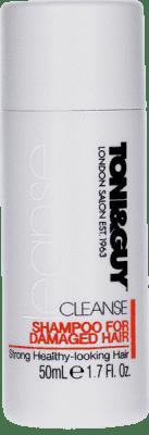 TONI & GUY šampón pre poškodené vlasy 50 ml