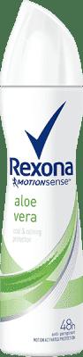 REXONA deo spray Aloe Vera 150ml (antiperspirant)