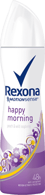 REXONA deo spray Happy Morning 150ml (antiperspirant)