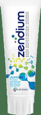 ZENDIUM Junior pasta do zębów 75 ml
