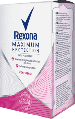 REXONA deo stick MaxPro Confidence 45ml (antiperspirant)
