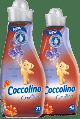 COCCOLINO Creations Indian Rose & Musk 1,5 l - aviváž