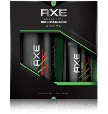 AXE Africa dárkový balíček