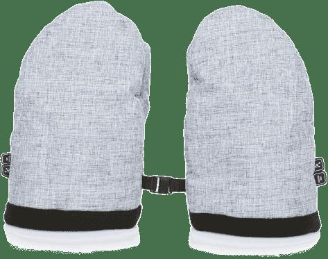 ABC DESIGN Rukavice – graphite grey