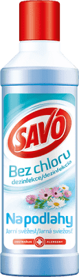 SAVO Płyn do podłóg Wiosenna świeżość 1l