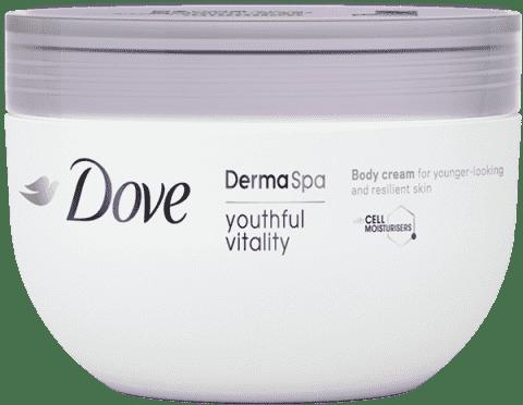 DOVE Dermal Spa telový krém Youthful Vitality 300ml
