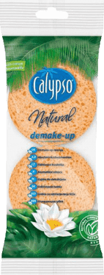 CALYPSO viskózna Remove Make-up odličovacie hubky 2 ks (Feedo klub)