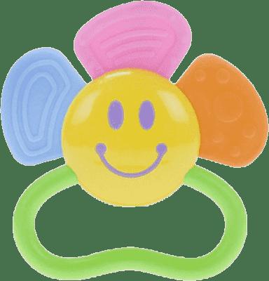 BABY'S HAPPINESS Hryzátko kvetinka