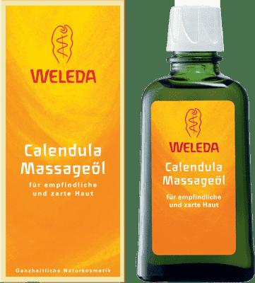 WELEDA Nechtíkový masážný olej 100ml
